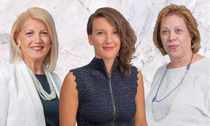 Crowne Plaza Limassol Business Hotel City Centre Women Leaders