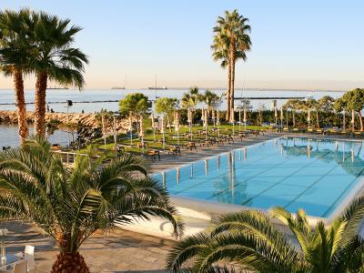 Crowne Plaza Limassol Hotel Cyprus